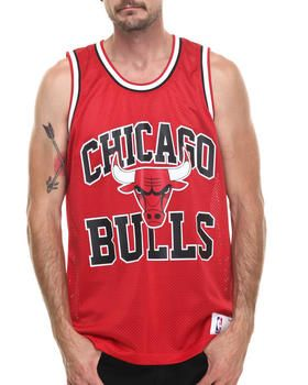 Love this Chicago Bulls NBA Drop Step Mesh Tank Top by Mi... on DrJays. Take a look and get 20% off your next order!