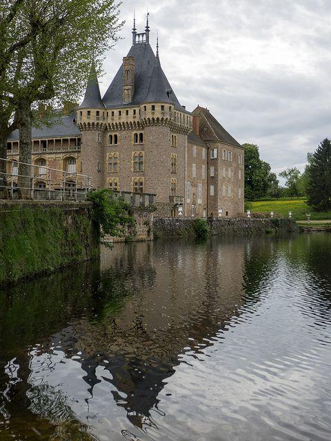 Chateau la Clayette - Saône-et-Loire, Bourgogne