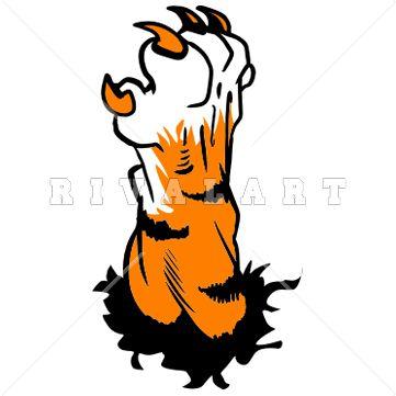 35 best tiger clip art images on pinterest clip art clipart rh pinterest com bulldog mascot clipart tiger mascot clipart