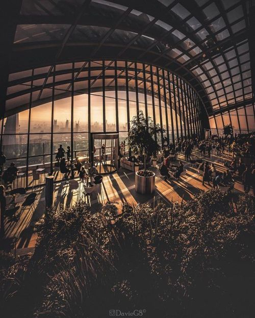 London Sky Garden by @davieg8 on Sony A6000 Selected by @AroundQ Follow  Tag @SonyImages #SonyImages for features via Sony on Instagram - #photographer #photography #photo #instapic #instagram #photofreak #photolover #nikon #canon #leica #hasselblad #polaroid #shutterbug #camera #dslr #visualarts #inspiration #artistic #creative #creativity