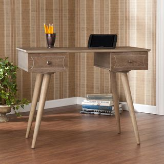 @Overstock - The Barmere burnt oak writing office desk also provides plenty of storage for writing necessities with two deep storage drawers. This beautiful contemporary desk fits well in any home office, bedroom, kitchen or other work area.http://www.overstock.com/Home-Garden/Barmere-Writing-Office-Desk/7500160/product.html?CID=214117 $269.99