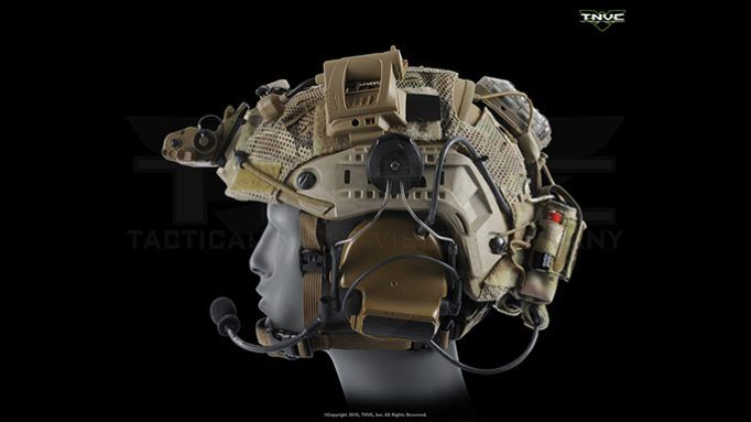 Mohawk Mk2 TNVC's