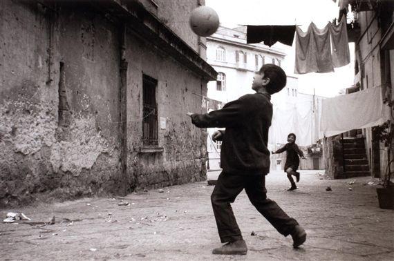 Jan Lukas, Neapol, 1965
