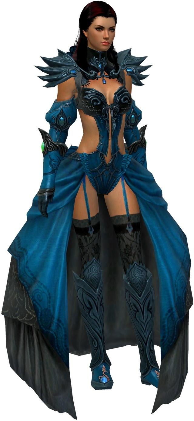 Masquerade Armor Set