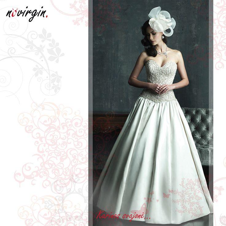 Karinos vestuvinė suknelė / Wedding dress for Karina
