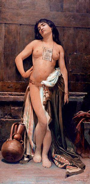 escrava romana #oscarpereiradasilva