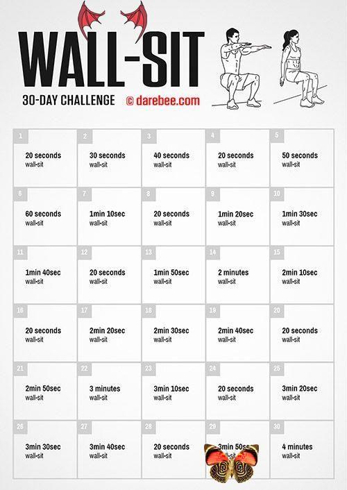 Egzersiz Meydan Okuması, 30