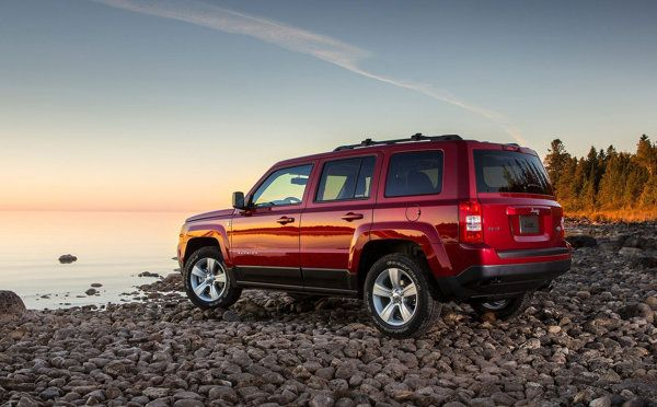 Here are the 5 cheapest SUVs today