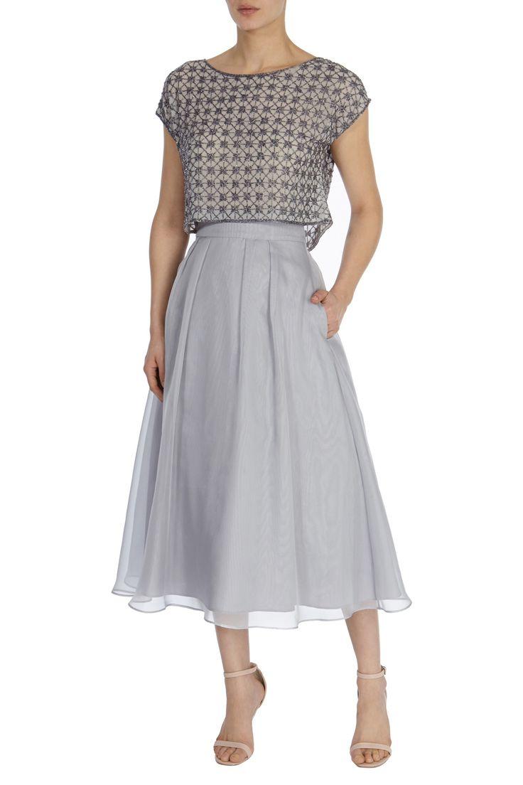 Bridesmaid Dresses | Purples Lilacs TESSA SKIRT | Coast Stores Limited