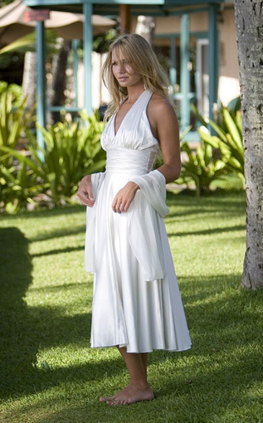 25 cute casual wedding outfits ideas on pinterest beach for Casual mountain wedding dresses