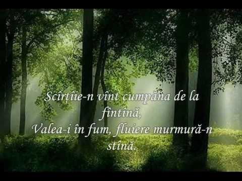 ♫ Sara pe deal ... Eminescu & Porumbescu - YouTube
