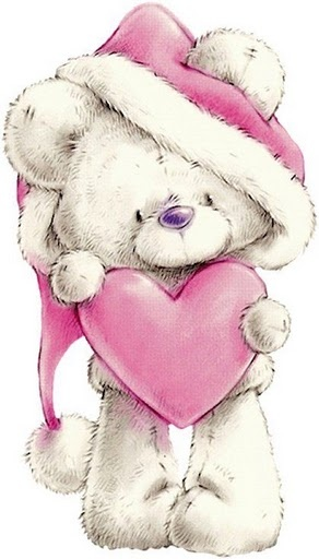 WINTER TEDDY BEAR