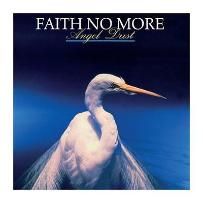 """L'album dei #FaithNoMore intitolato """"Angel Dust""""."""