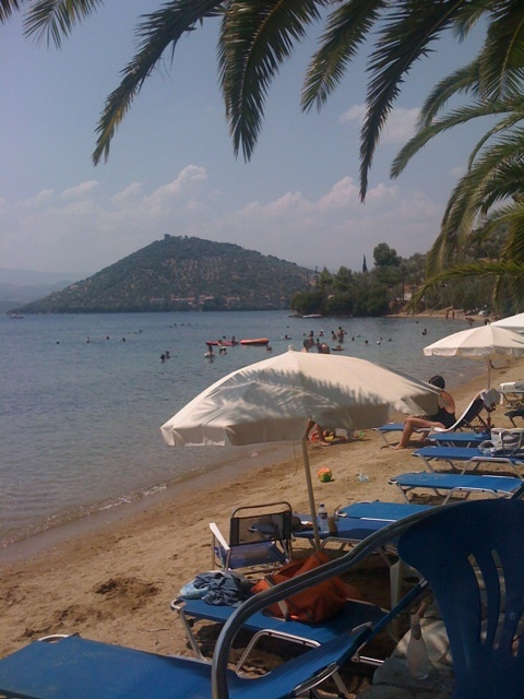 Pteleos, Magnisia, Greece~~~Here I may take my baby next summer!~~~LOVE GREECE<3