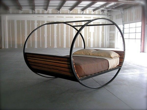 Fancy - Mood Rocking Bed by Shiner International