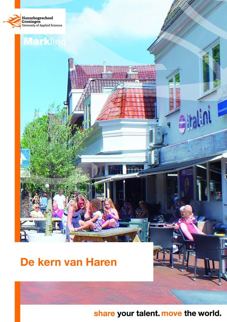 ontwerp en drukwerk: de kern van Haren. Onderzoeks- en adviesrapport betreffende de economische ontwikkeling van de gemeente Haren: opdracht ondernemend Haren, juni 2014. http://www.drukkerijvanark.nl/