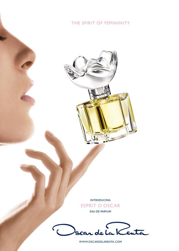 Esprit d'Oscar by Oscar de la Renta, print ad