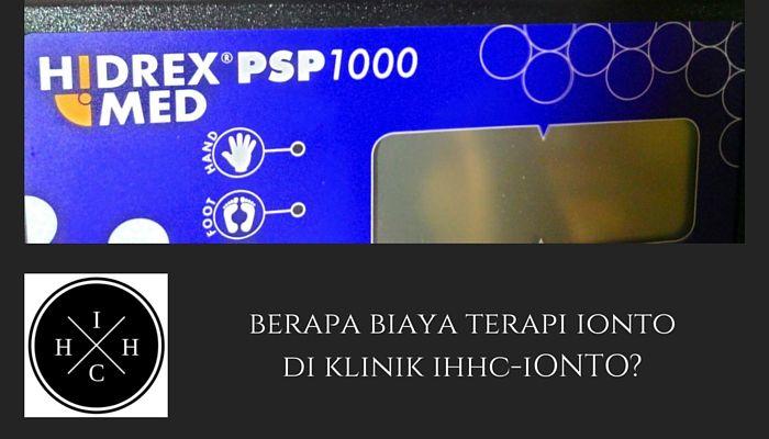 Yuk Terapi Ionto Di Klinik IHHC-Ionto Tangerang Dan Keringkan Hyperhidrosismu, Kawan! (Kisah Nyata NazKamal Dalam Jalani Operasi ETS di Inggris 2005)