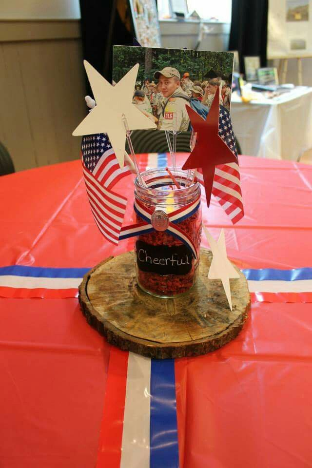 25 best ideas about eagle scout badge on pinterest for Award ceremony decoration ideas