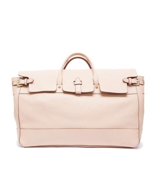 Exclusive Lotuff Leather + Todd Snyder Satchel in Natural