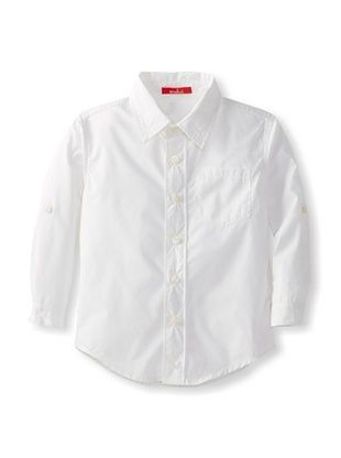 One Kid Boy's Button-Up Shirt