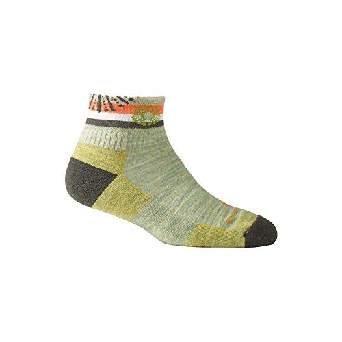 Darn Tough Womens Daphne 1/4 Sock Cu…