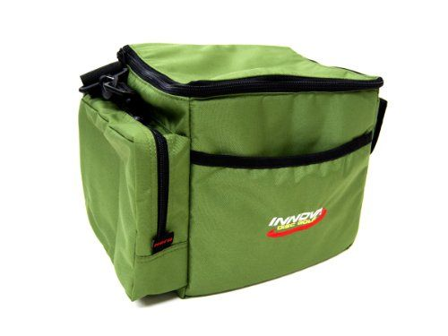 Innova Champion Discs Deluxe Golf Bag Green ** You can get more details by clicking on the image. Note:It is Affiliate Link to Amazon.