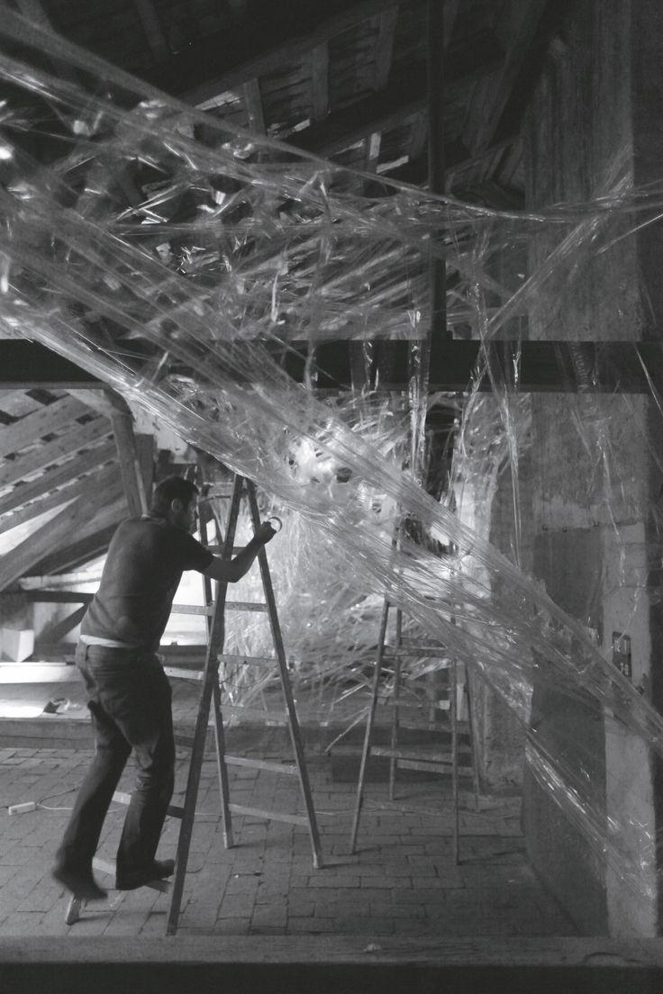 INSTALACIONES DE CELOFÁN  AUTOR: NUMEN/FOR USE | Pasajes ArquitecturaPasajes Arquitectura