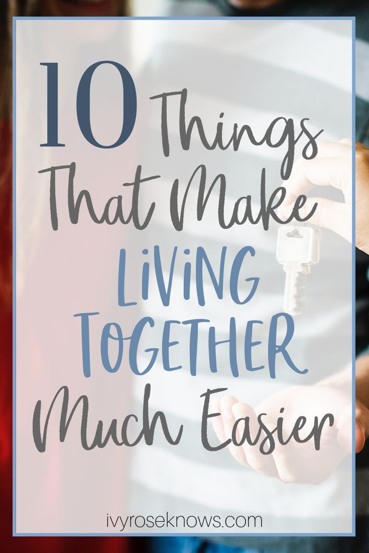 10 things to make a relationship work
