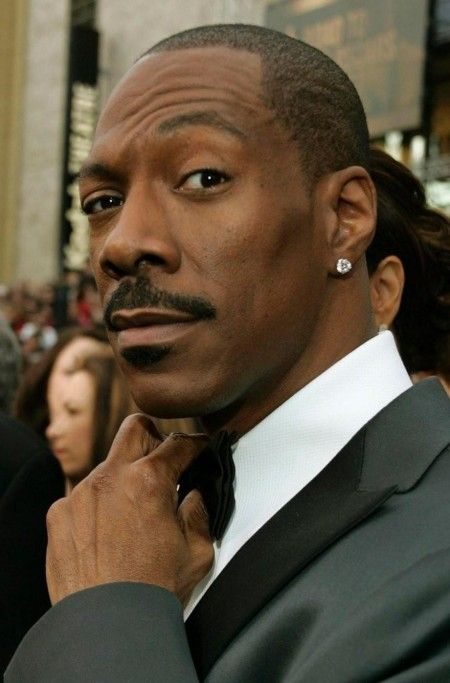 Eddie Murphy --Great Comedians Wife