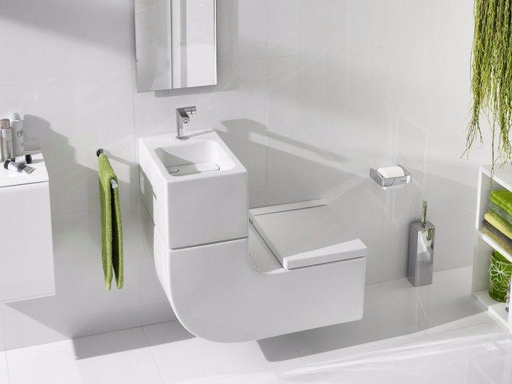 abbastanza Bagni In Spazi Piccolisdimi ~ Ispirazione Interior Design & Idee  AI72