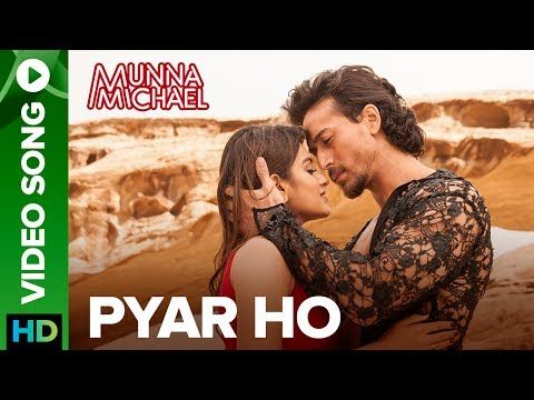 Tiger Shroff and Nidhhi Agerwal starrer 'Munna Michael' new song 'Pyar Ho' released | Bollywood Update