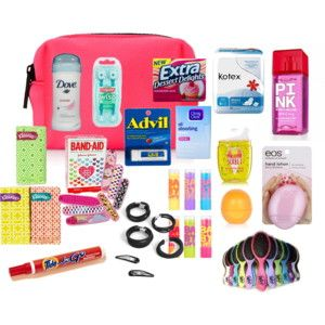 Middle School Girl Survival Kit