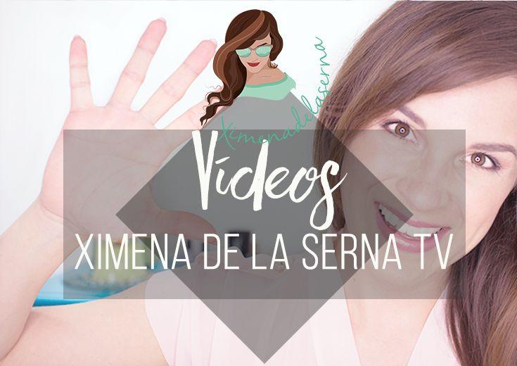 Todos los videos de Ximena de la Serna para emprender con éxito y pasión!