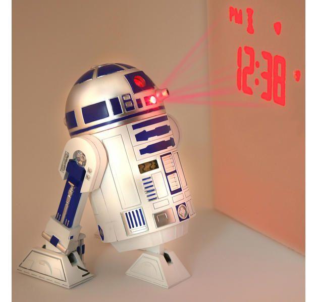Star Wars Wecker R2-D2