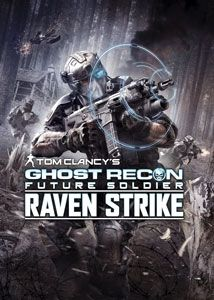 Ghost Recon Future Soldier Raven Strike Content Pack - PS3 [Digital Download Add-On]