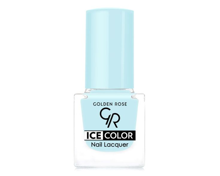 Ice Color Nail Lacquer – Lakier do paznokci - Golden Rose