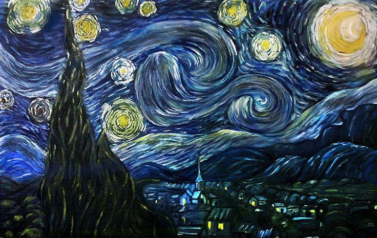 Quadri dipinti a mano Van Gogh