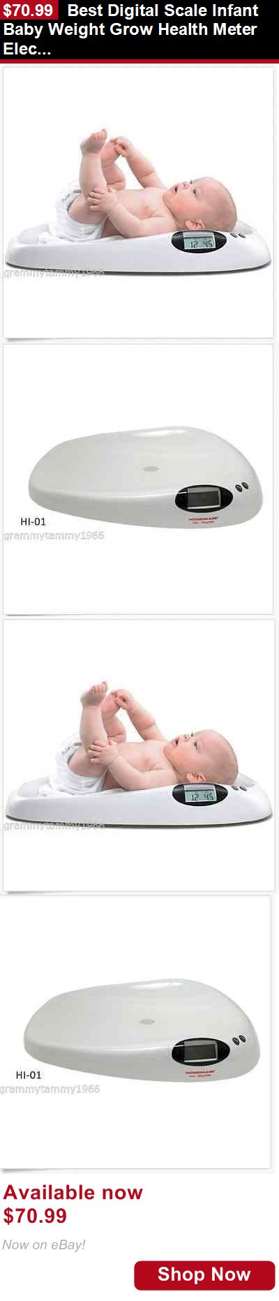 Baby Scales: Best Digital Scale Infant Baby Weight Grow Health Meter Electronic Auto Off New BUY IT NOW ONLY: $70.99