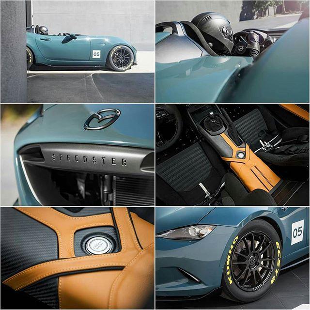 Mazda Miata Speedster. Such detail! #05