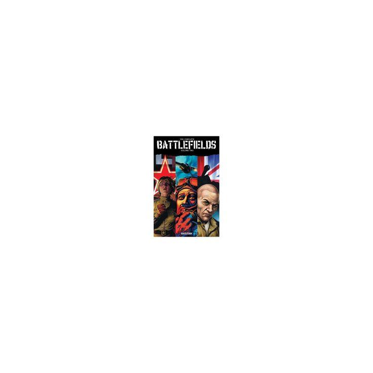 Garth Ennis' Complete Battlefields 2 (Paperback)