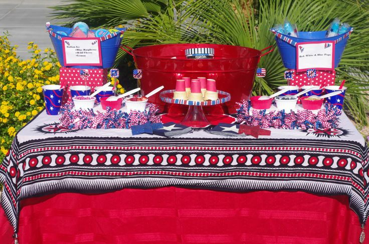 160 best images about patriotic party on pinterest red for 4th of july party ideas for adults