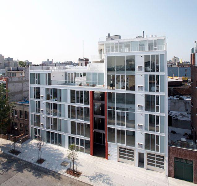 Apartment Design Exterior
