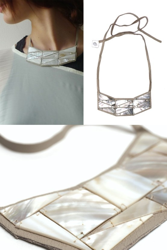 brilliant light necklace
