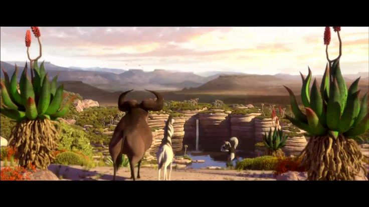 Mama V and Bradley join Khumba on his quest in the hope that their search for the magic waterhole is over. Khumba believes if he enters the magic waterhole he will gain his missing stripes... see what happens!   Grab some popcorn and watch the movie!  DVD's out now at Walmart in the US, and VOD in Canada!