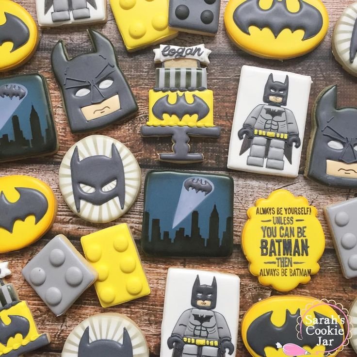 Lego batman birthday!