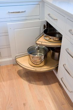Bensen St. - traditional - cabinet and drawer organizers - portland - Rockwood Cabinetry