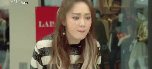 My reaction to the ending of Cheese in the Trap.