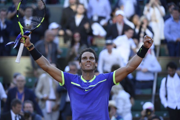 La Decima Stats - At the age of 19, Rafael Nadal won his first Roland Garros Grand Slam. 12 years later, Nadal wins his 10th final on the clay. Check out his formidable stats from the 2017 French Open!