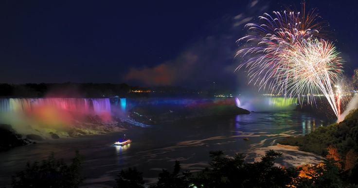 Video #9 Niagara Falls Webcam